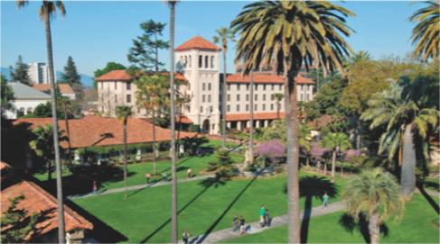 The Santa Clara University