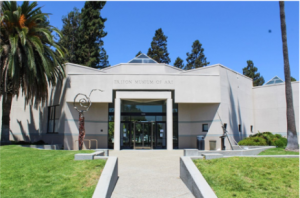 3. Art Galleries and Sculpture Garden at the Triton Museum of Art